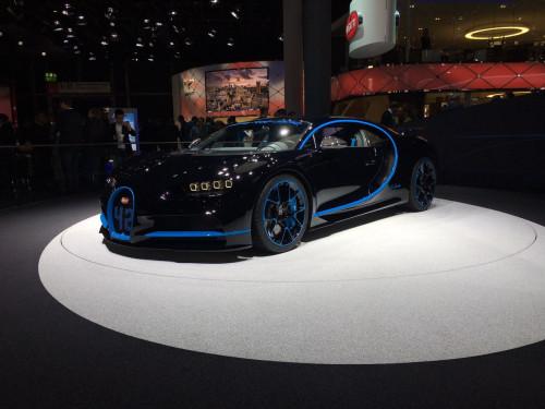 Frankfurt Auto Show 2017: Bugatti Chiron showcased   CarTrade.com
