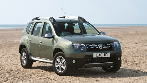 duster commercial launched by dacia in the uk with 1150 litres of cargo space cartrade. Black Bedroom Furniture Sets. Home Design Ideas
