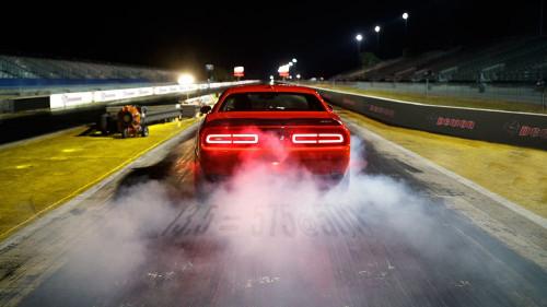 2018 Dodge Challenger SRT Demon - Hellboy on earth   CarTrade.com