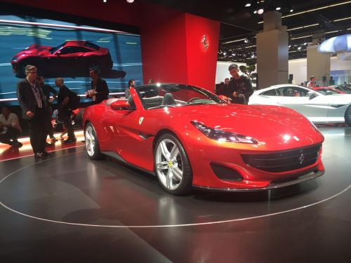 Frankfurt Auto Show 2017: Ferrari showcases the all-new Portofino | CarTrade.com