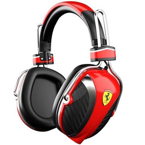 Ferrari P200 Headphone introduced at Rs. 18,990 in India | CarTrade.com