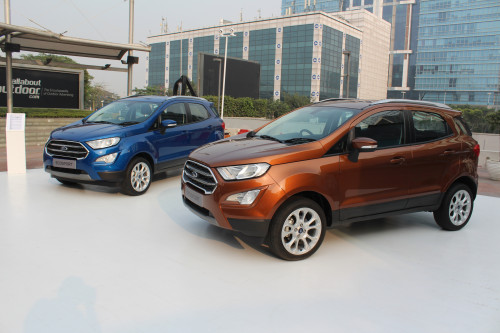Top 2017 Ford EcoSport Features