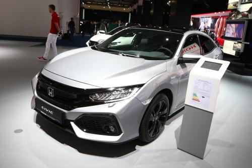 Frankfurt Motor Show 2017: Honda debuts Civic diesel | CarTrade.com