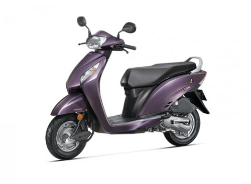 Honda Activa-I automatic scooter launched at Rs. 44,200 | CarTrade.com