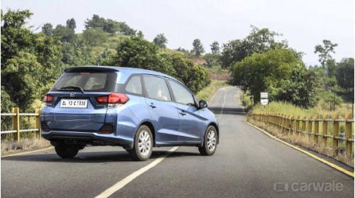 Honda Mobilio To Be Discontinued In India Cartrade