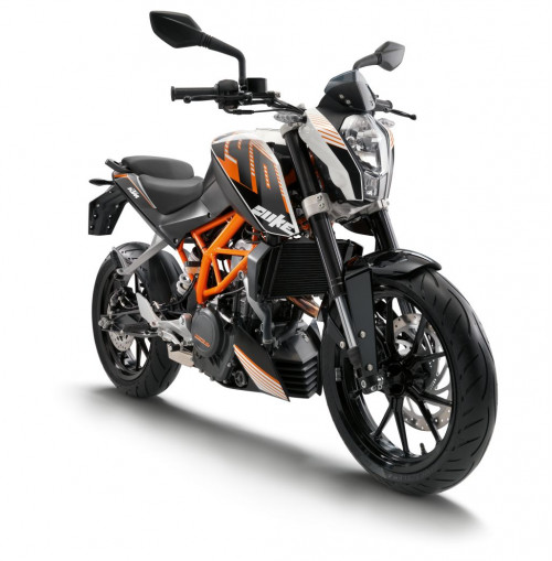 KTM Duke 390 up for its Indian launch this May | CarTrade.com