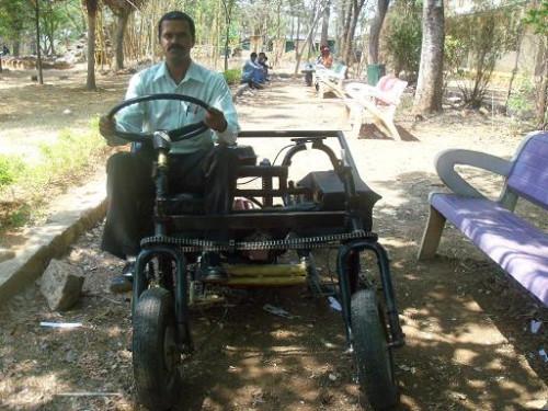 Multi Utility GO-Kart: an engineering innovation, | CarTrade