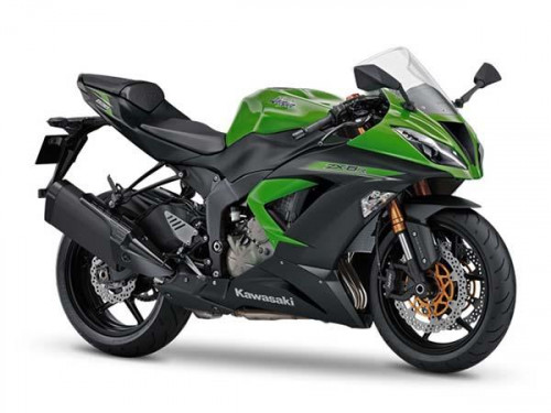 Kawasaki Ninja ZX-6R likely to be launched sometime soon in India | CarTrade.com
