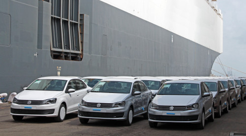 India-made Volkswagen Vento launched as Polo in South American market | CarTrade.com