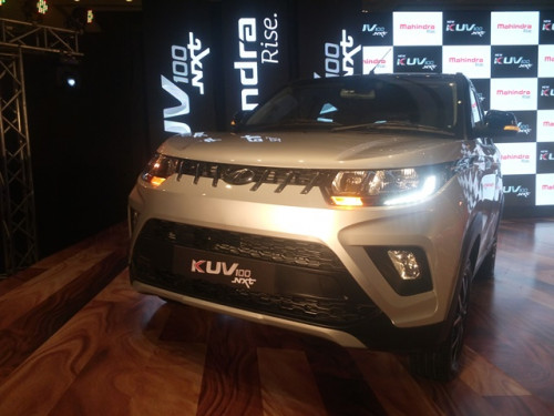 Mahindra KUV100 NXT First Look Impressions | CarTrade.com