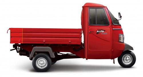 Mahindra & Mahindra introduces the Alfa Plus | CarTrade.com
