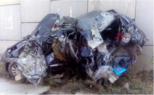 Maruti Baleno crashes - four dead, two seriously injured | CarTrade.com