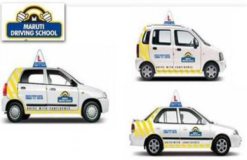 Maruti Suzuki offering 25% discount at its Driving Schools   CarTrade.com