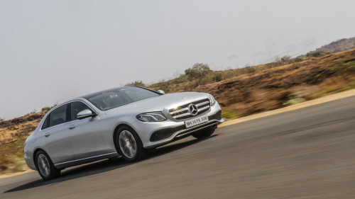 Mercedes-Benz to launch long wheelbase E 220 d on 2 June | CarTrade.com