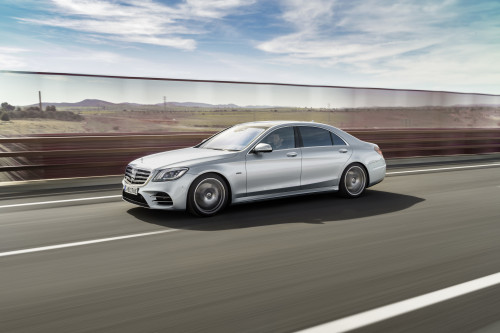 Mercedes-Benz S 560e revealed in pictures | CarTrade.com