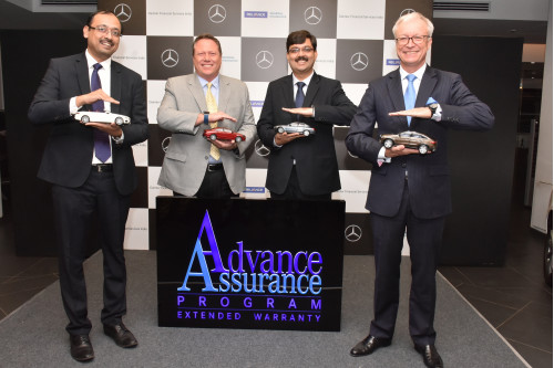Mercedes-Benz India announces new extended warranty programme | CarTrade.com