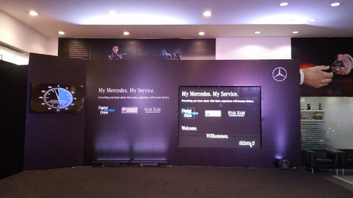 Mercedes benz launches new customer service initiatives in for Mercedes benz customer support