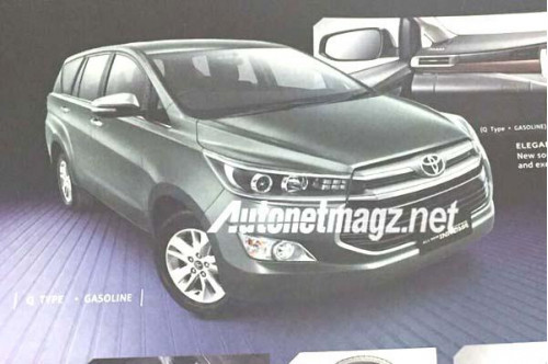 Upcoming Toyota Innova specifications and equipment list revealed | CarTrade.com