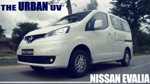 Nissan Evalia- Expert Review