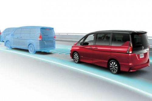 Nissans ProPILOT Autonomous Drive Technology