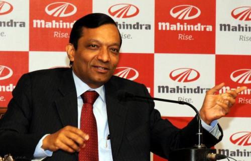 Pawan Goenka promoted as Executive Director at Mahindra & Mahindra | CarTrade.com
