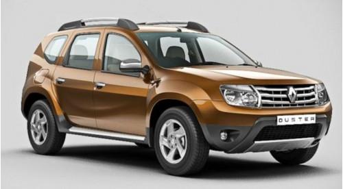 Renault Duster Vs Mahindra XUV500 1