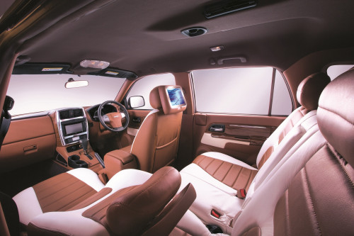 Restyled Interiors Of MU 7 By DC Design