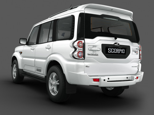 Mahindra Scorpio - Intelli-Hybrid Technology