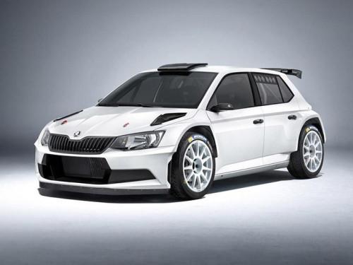 Skoda Fabia R5 emerges as an impressive rally car | CarTrade.com