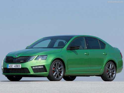 Image result for Skoda Octavia RS unveiled in India at Rs 24.62 Lakh