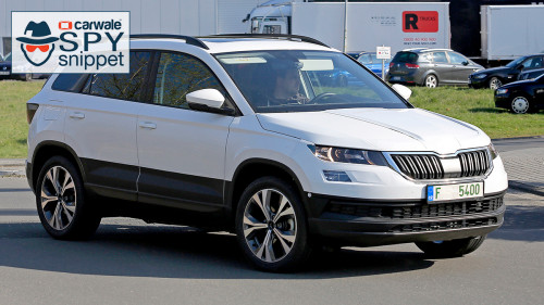 Skoda Names New Suv As Karoq Gets May Unveil Date