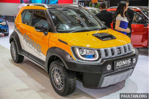 Suzuki Ignis S-Urban Concept