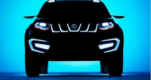 Suzuki iV-4 set to rival the Ford EcoSport | CarTrade.com