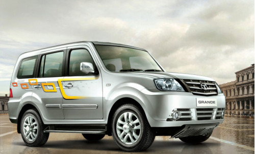 Tata Sumo Grande faced limited success inspite of its premium looks | CarTrade.com