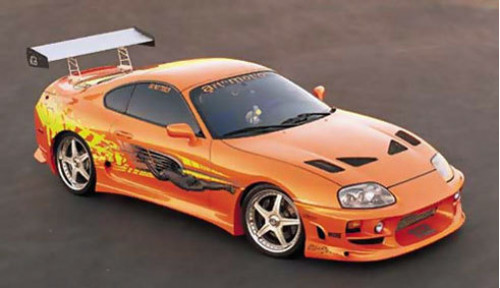 Toyota Supra from Fast and Furious, driven by Paul Walker, to be auctioned | CarTrade.com