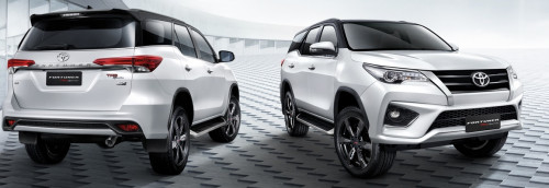 Toyota Fortuner TRD Sportivo India launch in September | CarTrade.com