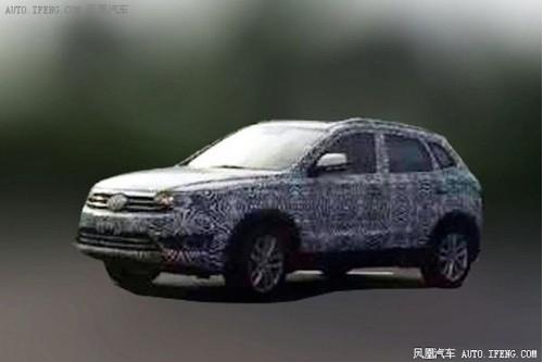 India-bound Volkswagen Tiguan spotted   CarTrade.com