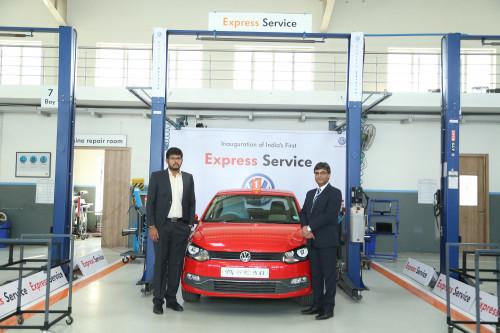 Volkswagen India inaugurates