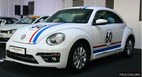 VW Beetle Merdeka Edition