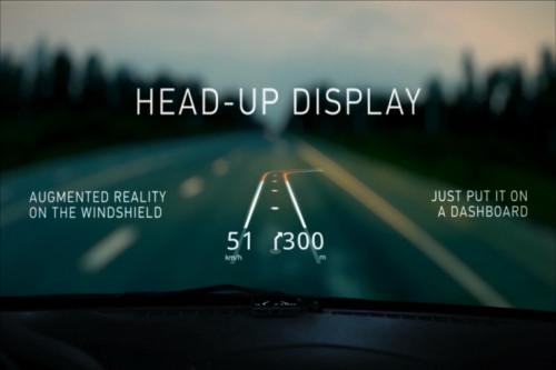 Active Windows Display