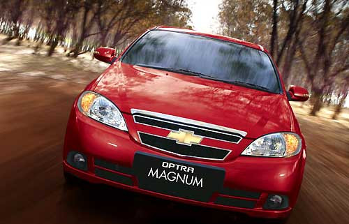 Chevrolet Optra Magnum- Expert Review