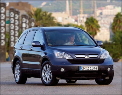 Honda CR-V- Expert Review