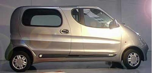 Compressed Air Car from Tata | CarTrade.com