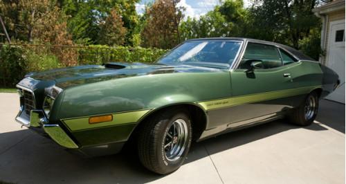 Gran Torino - Clint Eastwood meets Cars! | CarTrade.com