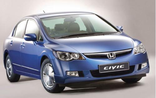 Honda Civic Hybrid for Rs.13.36 lakh | CarTrade.com