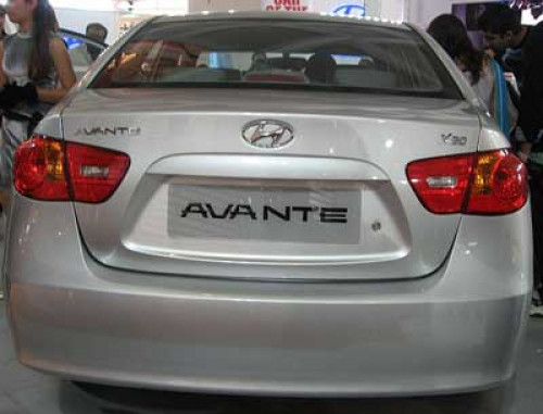 Hyundai Avante In India Soon Cartrade