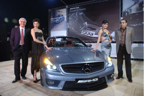 Mercedes-Benz presents its AMG range in India | CarTrade.com