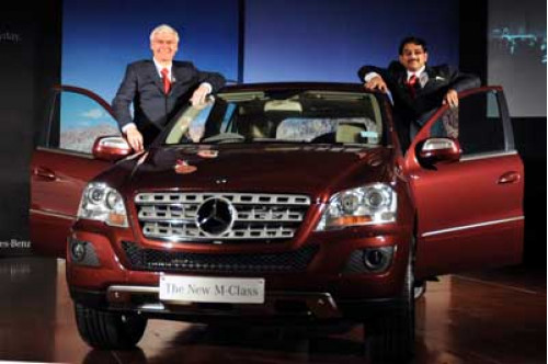 New SUV from Mercedes in Delhi | CarTrade.com