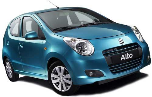 New Suzuki Alto to Make Debut