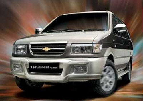 Chevrolet Tavera Neo 2 Launched In India Cartrade